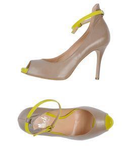 Decolletes open toe - MIVIDA EUR 109.00