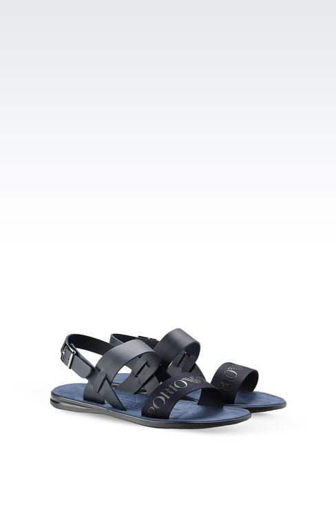 d04722ce4d8 armani sandale homme Future Noir Blanc pas cher en ligne sur ...