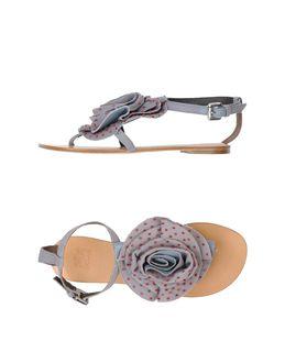 Sandalias de dedo - SAINT G. EUR 69.00