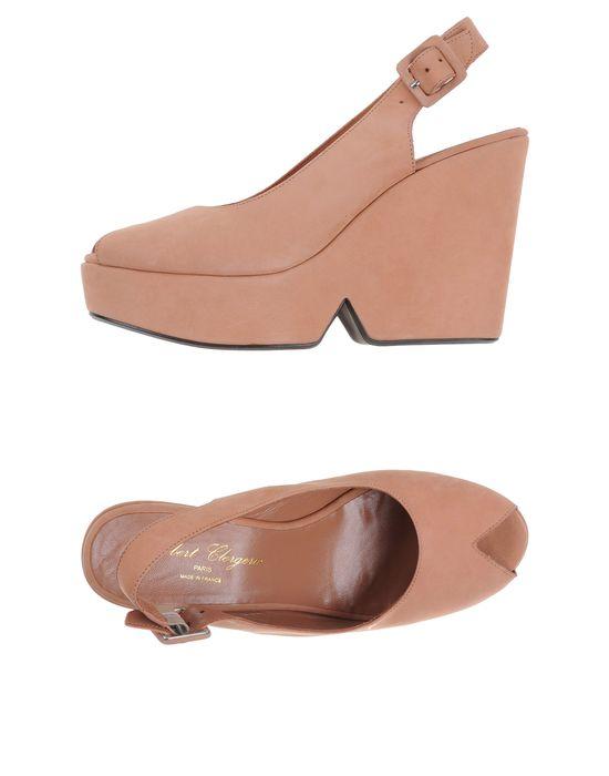 Купить Обувь на танкетке на yoox.com. Вам на email прийдет уведомление, когда на данный товар появится