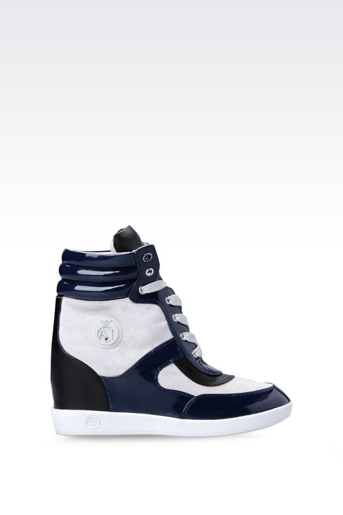 Armani Jeans Sneakers Femme
