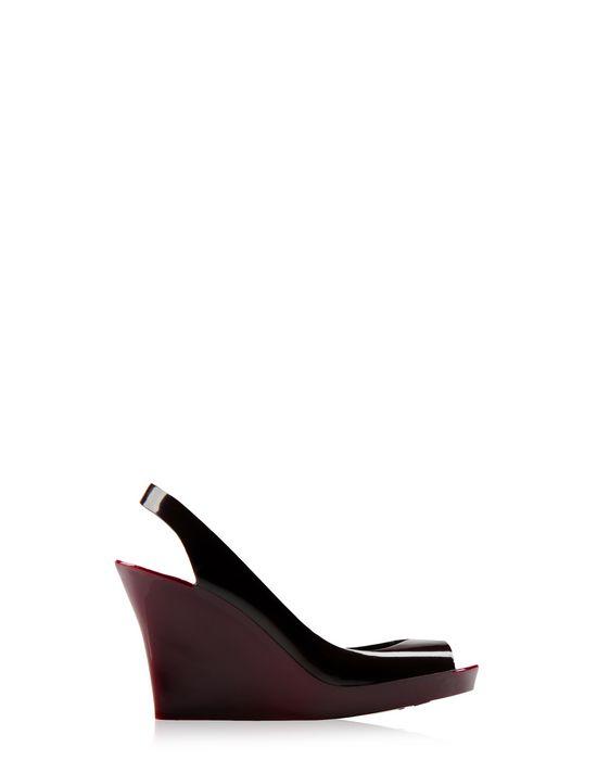 Lady Open-Toe Shoe