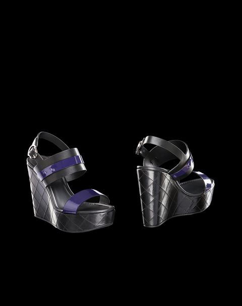 MONCLER Women - Spring-Summer 14 - SHOES - Wedge - GUYANA