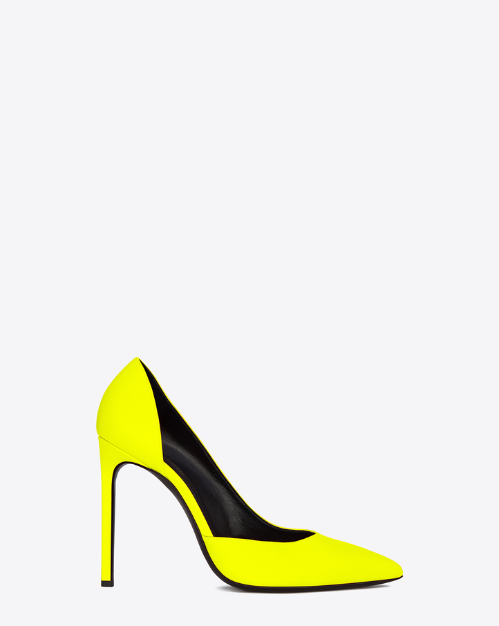 High Heel Pump