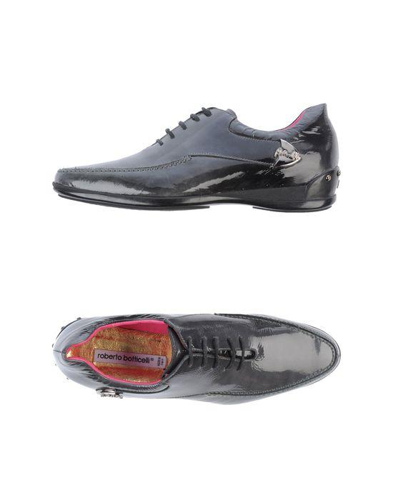 ROBERTO BOTTICELLI Обувь на шнурках