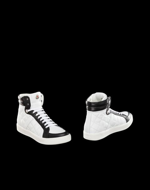 MONCLER Women - Spring-Summer 14 - SHOES - Sneakers - BORDEAUX