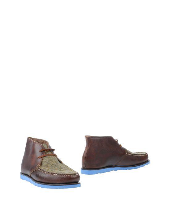 MARK MCNAIRY FOR EASTLAND Полусапоги и высокие ботинки