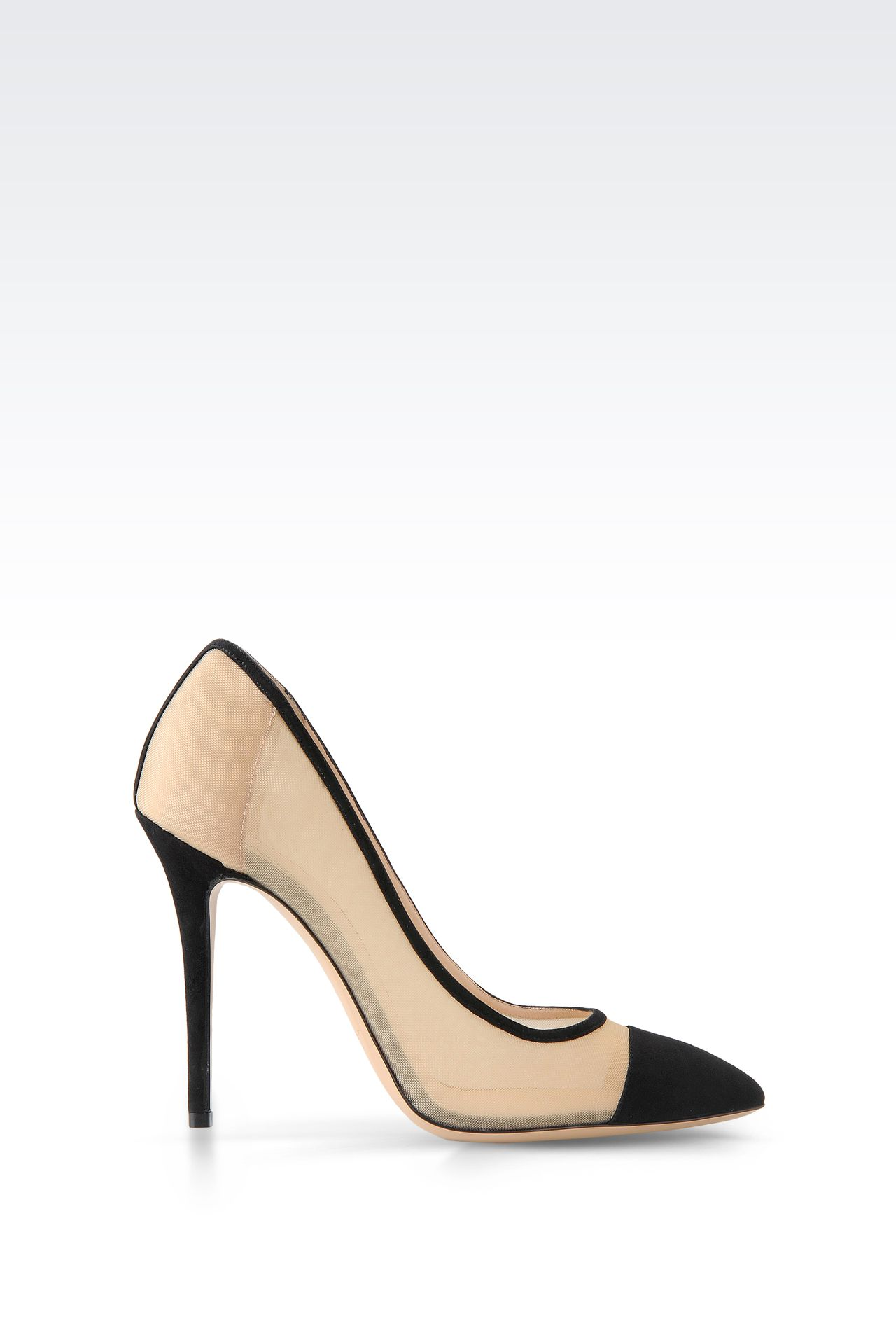 Shoes: Pumps Women by Armani - 0
