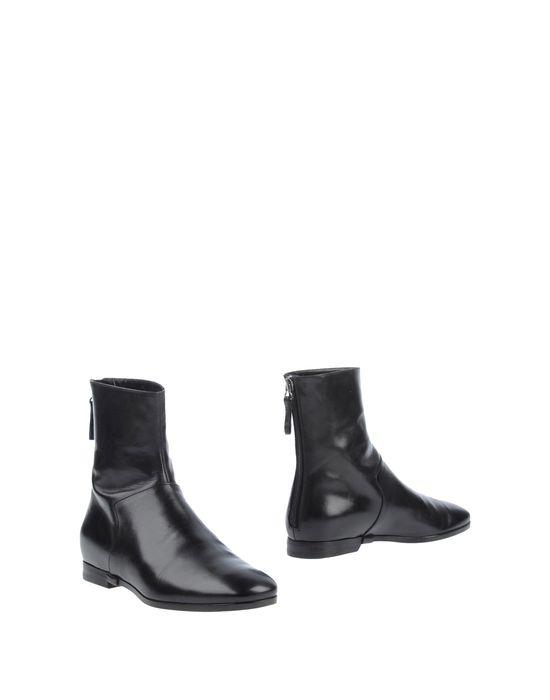 Полусапоги и высокие ботинки CARRITZ. Цвет: черный
