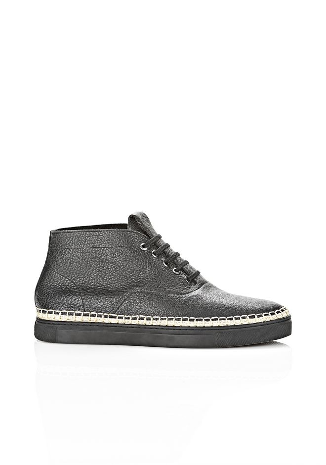 ALEXANDER WANG ASHER HIGH TOP SNEAKER