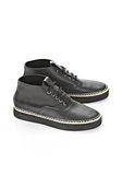 ALEXANDER WANG ASHER HIGH TOP SNEAKER Sneakers Adult 8_n_r