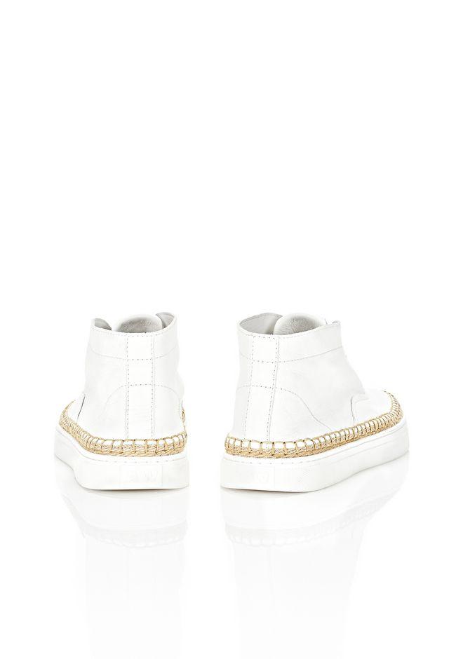 ALEXANDER WANG ASHER HIGH TOP SNEAKER Sneakers Adult 12_n_d