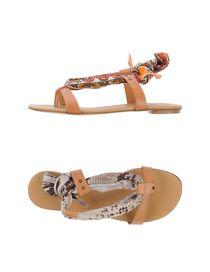 P.A.R.O.S.H. - Flip flops & clog sandals