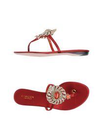 GIAMBATTISTA VALLI - Flip flops & clog sandals