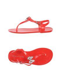 TWIN-SET Simona Barbieri - Flip flops & clog sandals