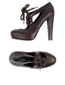 PIERRE BALMAIN - Laced shoes
