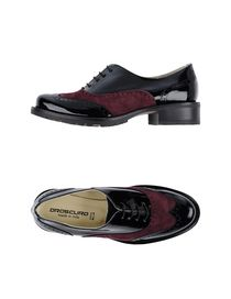 OROSCURO - Laced shoes