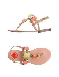 EXE' - Flip flops & clog sandals