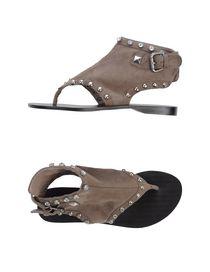 ALMA EN PENA. - Flip flops & clog sandals