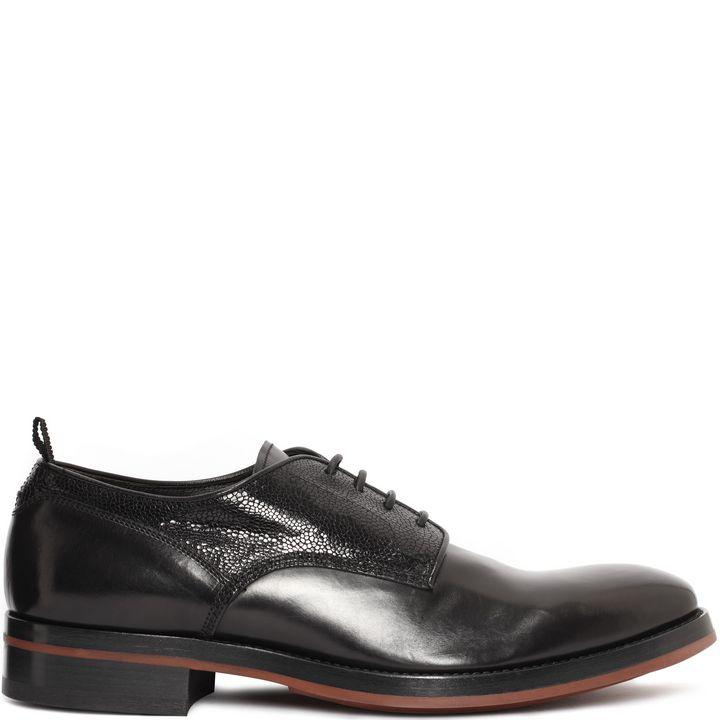 Alexander McQueen, Derby Lace-Up Shoe
