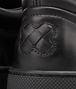 BOTTEGA VENETA DODGER SNEAKER IN NERO INTRECCIATO NAPPA Sneaker or Sandal U ap