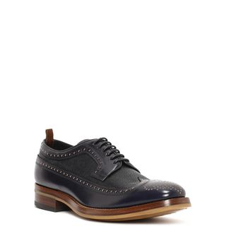 ALEXANDER MCQUEEN, Formal Shoes, Brogue Derby Lace-Up Shoe