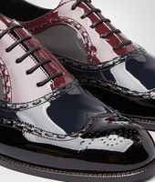 Multicolor Vernis York Shoe