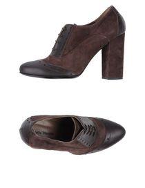 ORIETTA MANCINI - Laced shoes