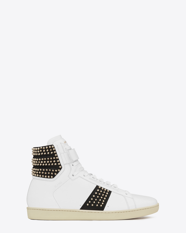 laurent signature court classic sl 14h high top