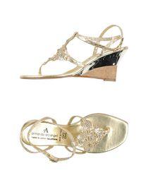 ARMANDO ARCANGELI - Flip flops & clog sandals