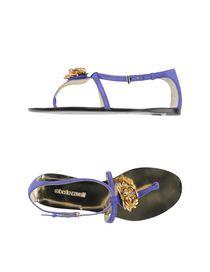 ROBERTO CAVALLI - Flip flops & clog sandals
