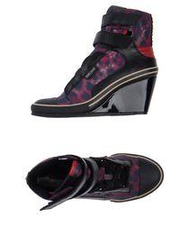 JUST CAVALLI - Sneakers alte
