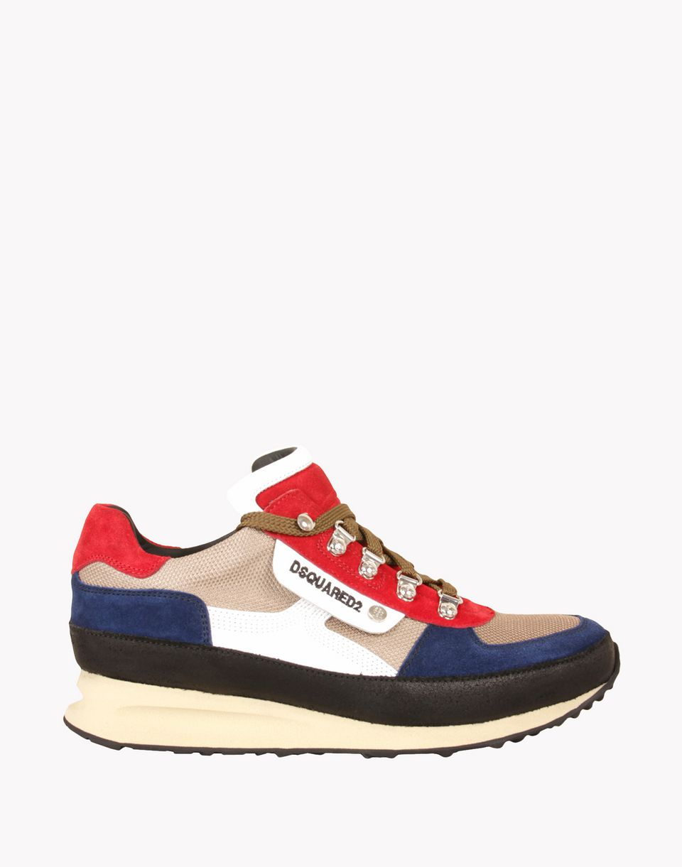 dsquared2 dean goes hiking sneakers sneakers for men official store. Black Bedroom Furniture Sets. Home Design Ideas