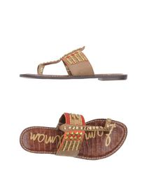 SAM EDELMAN - Flip flops & clog sandals