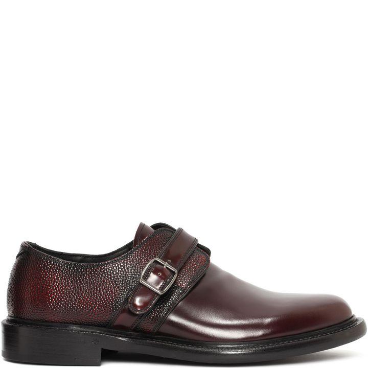Alexander McQueen, Single Monk Strap Shoe