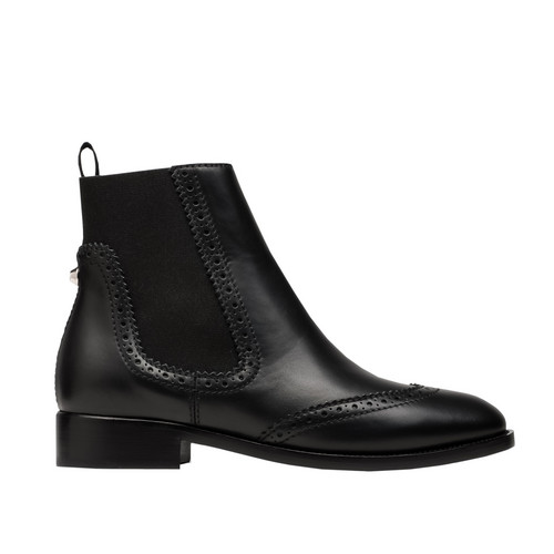 Balenciaga Bottines Chelsea Brogues