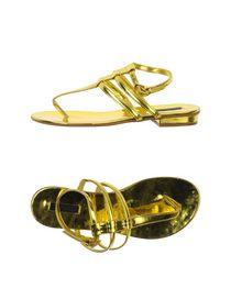 PINKO BLACK - Flip flops & clog sandals