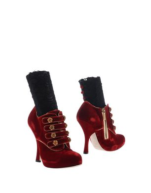 DOLCE & GABBANA - Ankle boot
