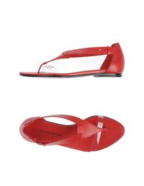COSTUME NATIONAL - Flip flops & clog sandals