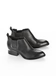 ALEXANDER WANG KORI BOOT WITH RHODIUM  Ankle boots Adult 8_n_r