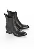 ALEXANDER WANG ANOUCK BOOT WITH RHODIUM  BOOTS Adult 8_n_r