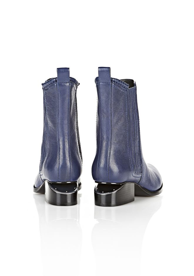 ALEXANDER WANG ANOUCK WITH RHODIUM BOOTS Adult 12_n_e