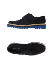 PROJECT ONE - Laced shoes