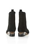 ANOUCK SUEDE BOOT WITH NICKEL