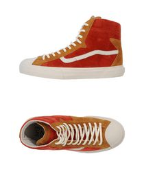 TAKA HAYASHI for VAULT by VANS - High-tops