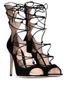 Open toe - GIANVITO ROSSI