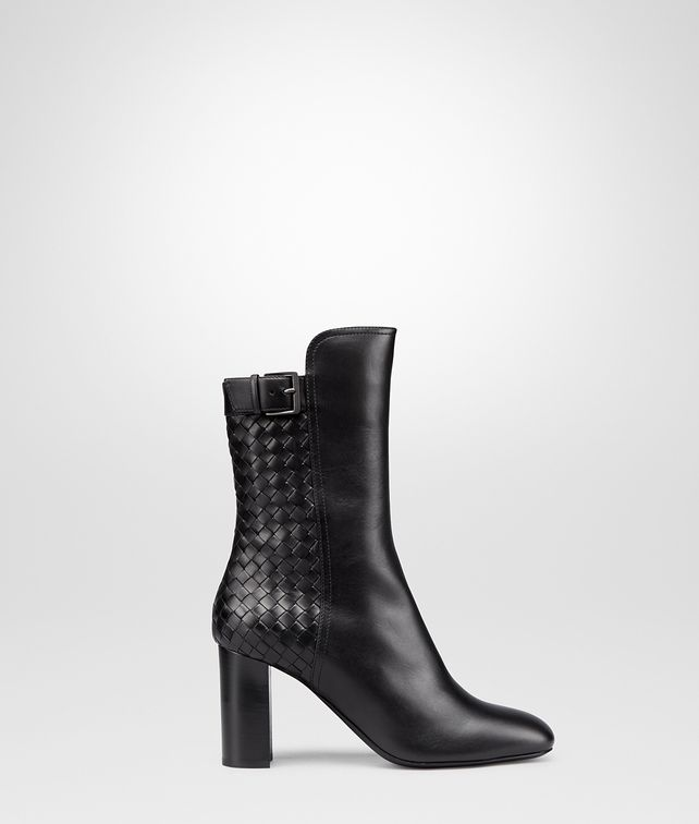 BOTTEGA VENETA NERO LADY CALF ANKLE BOOT Boots and ankle boots D fp