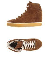 ANDREA MORELLI - Sneakers alte