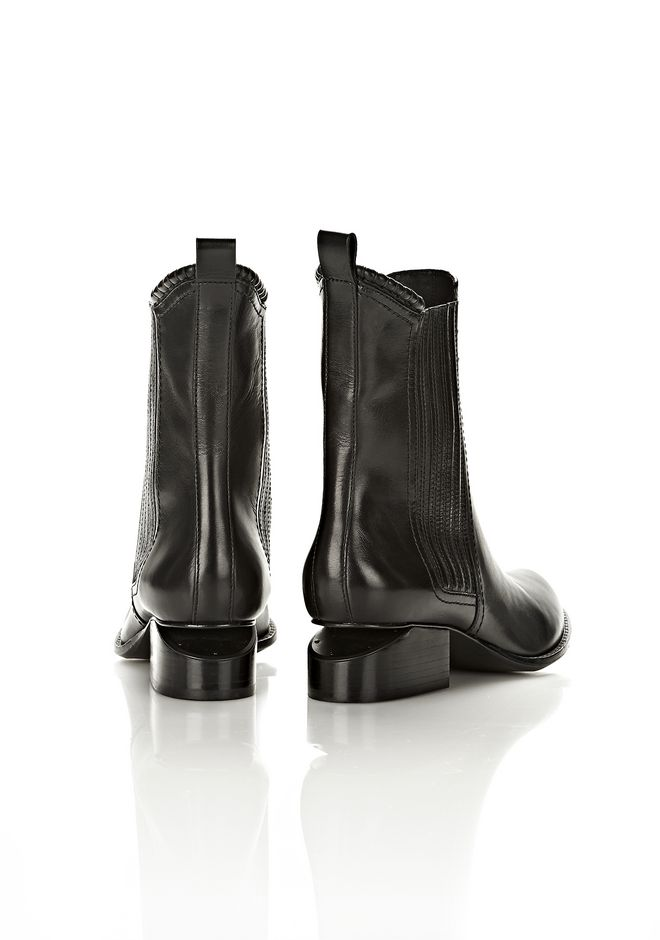 ANOUCK BOOT WITH MATTE BLACK