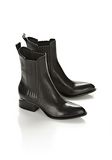 ALEXANDER WANG ANOUCK BOOT WITH MATTE BLACK  BOOTS Adult 8_n_r